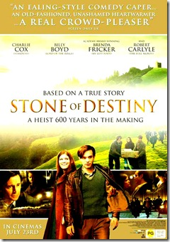 Stone of Destiny blog